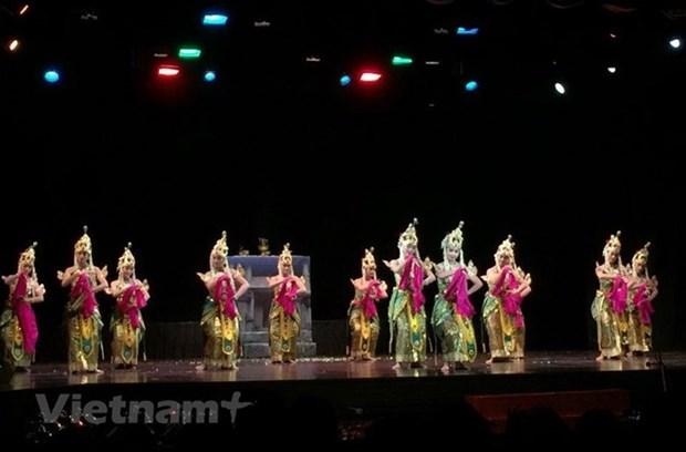 Indonesia por preservar danza tradicional hinh anh 1