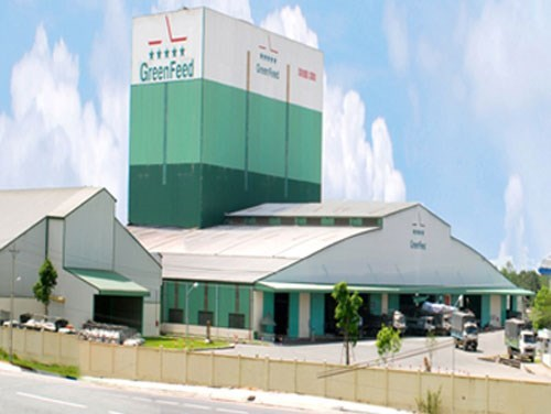 Entra en operacion octava fabrica de piensos compuestos GreenFeed Vietnam hinh anh 1