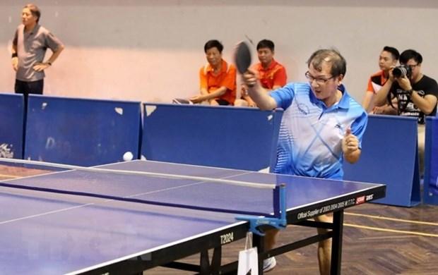 Intercambio deportivo estrecha relaciones de amistad Vietnam- Japon hinh anh 1