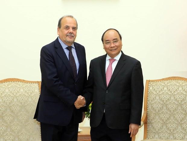CPTPP impulsara cooperacion multifacetica entre Vietnam y Chile, afirma premier Xuan Phuc hinh anh 1