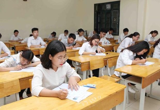Jovenes vietnamitas se benefician de oportunidad de ingresar en universidades rusas hinh anh 1