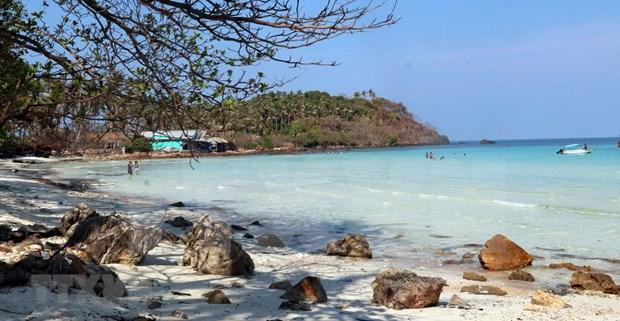 Provincia survietnamita busca promover turismo maritimo hinh anh 1