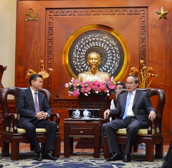 Ciudad Ho Chi Minh busca mayor cooperacion con FIDE en desarrollo del ajedrez hinh anh 1