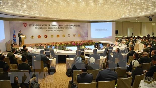 Vietnam propone iniciativas para enfrentamiento de la ASEAN a desafios emergentes hinh anh 1