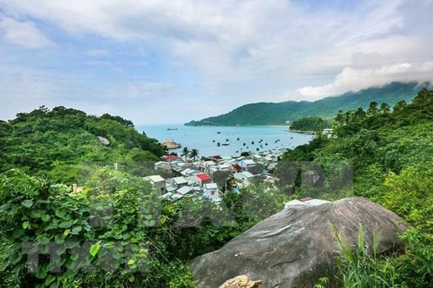 Provincia de Quang Nam revisa proyectos turisticos en isla Cham hinh anh 1