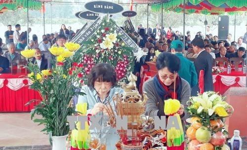 Quang Nam conmemora 50 aniversario de masacre de Ha My hinh anh 1