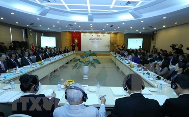 Vietnam y empresas japonesas buscan intensificar nexos economicos hinh anh 1