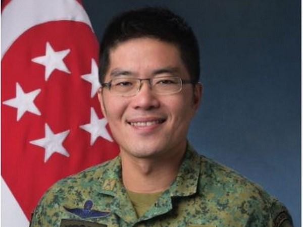 Singapur tiene nuevo Comandante de las fuerzas armadas hinh anh 1