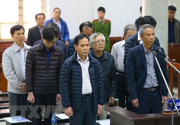 Sentencian a acusados relacionados a rupturas de tuberias de agua del rio Da hinh anh 1