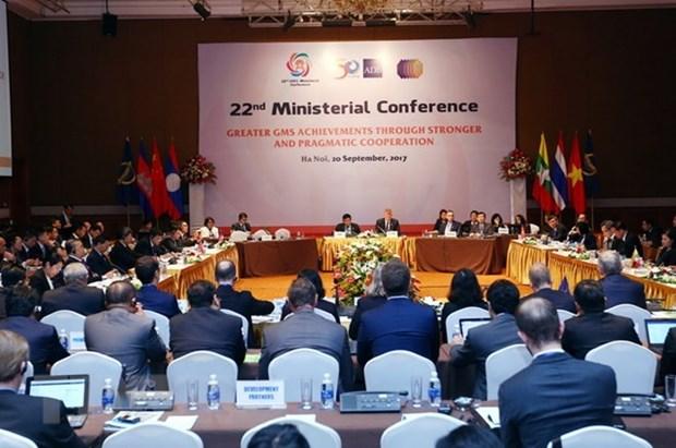 Aceleran preparacion para Cumbre de Subregion del Gran Mekong en Vietnam hinh anh 1