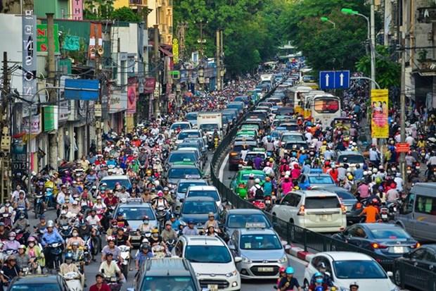 BM ayudara a Vietnam en desarrollo del transporte publico y planificacion de drenaje hinh anh 1