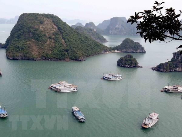 Vietnam promueve desarrollo sostenible del turismo en sus patrimonios mundiales hinh anh 1