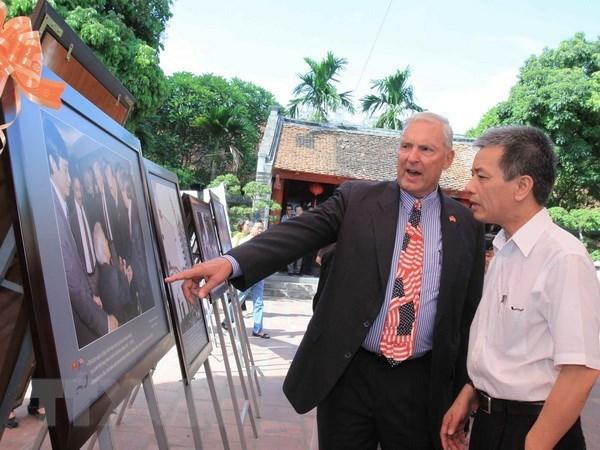 Fomentan relaciones de cooperacion Vietnam-EE.UU. hinh anh 1