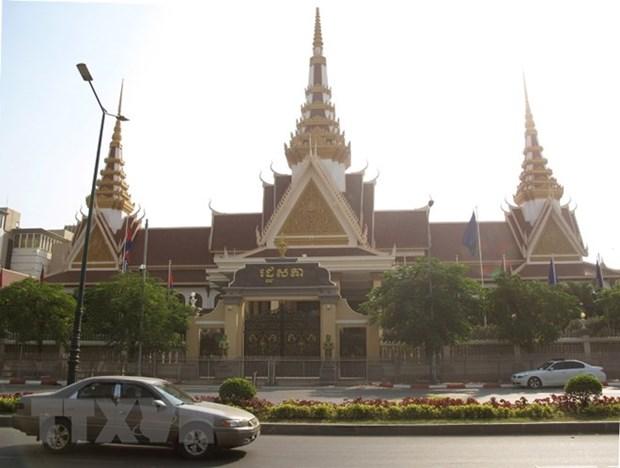 Camboya pide supervision de Naciones Unidas en las elecciones parlamentarias hinh anh 1