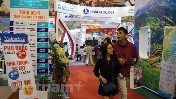 Feria de turismo en Vietnam apunta hacia tecnologia 4.0 hinh anh 1