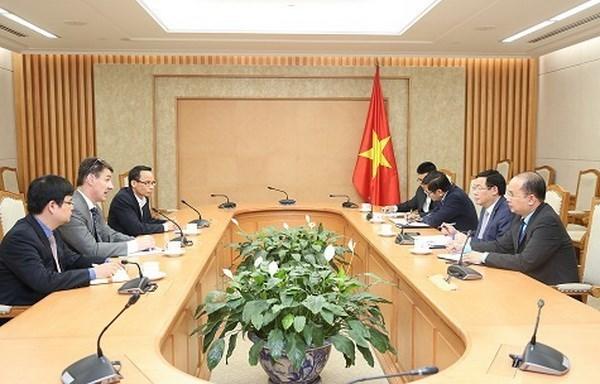 Gobierno de Vietnam valora opiniones de expertos en gestion macroeconomica hinh anh 1