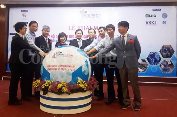 Ciudad Ho Chi Minh promueve desarrollo de industrias auxiliares hinh anh 1