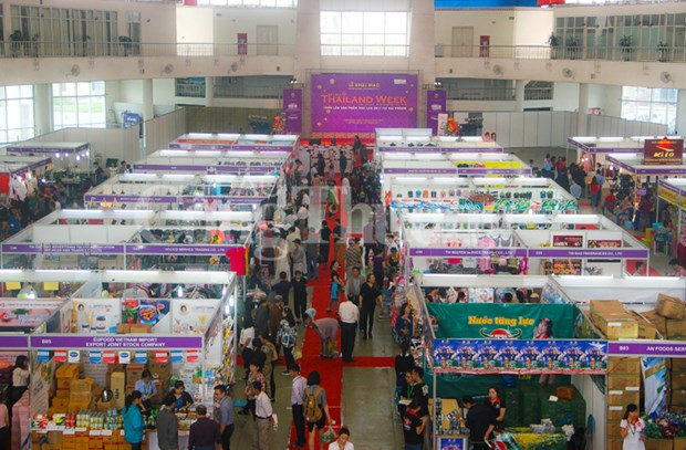 Efectuan Feria de Tailandia en ciudad vietnamita de Hai Phong hinh anh 1