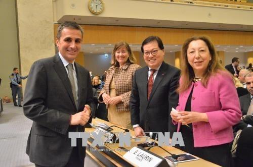 Vietnam participa en Dia Internacional de la Francofonia en Ginebra hinh anh 1