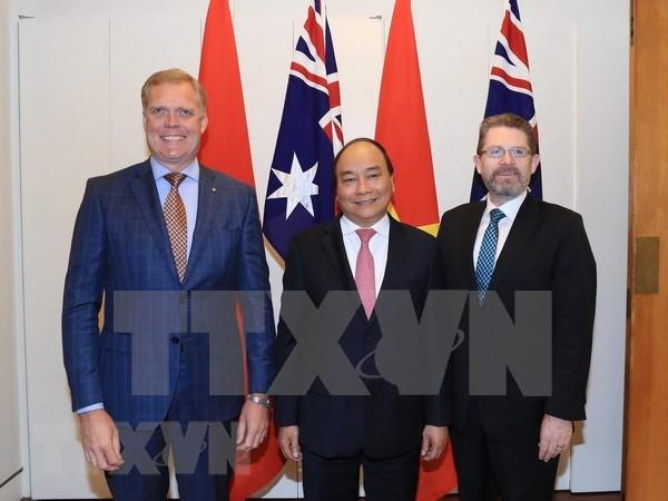 Vietnam y Australia buscan reforzar vinculos parlamentarios hinh anh 1