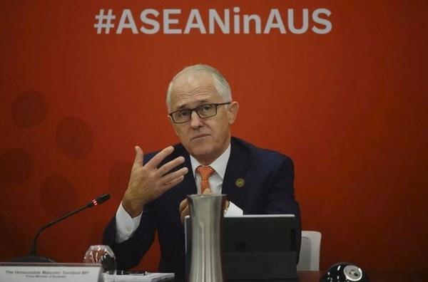 Inauguran Cumbre especial ASEAN- Australia hinh anh 1