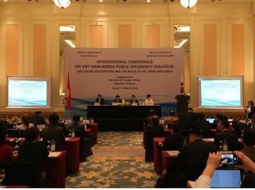Vietnam y Sudcorea desempenan un papel activo en integracion de Asia Oriental hinh anh 1