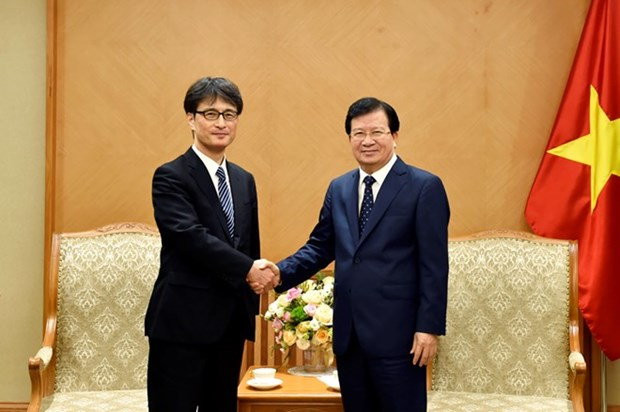 Vietnam facilita inversiones japonesas en proyectos de energia hinh anh 1