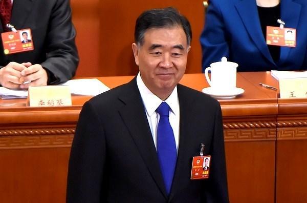 Felicitan en Vietnam al nuevo jefe del maximo organo consultivo politico de China hinh anh 1