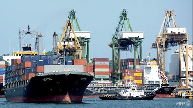 Singapur registra en febrero mayor caida de exportaciones desde finales de 2016 hinh anh 1