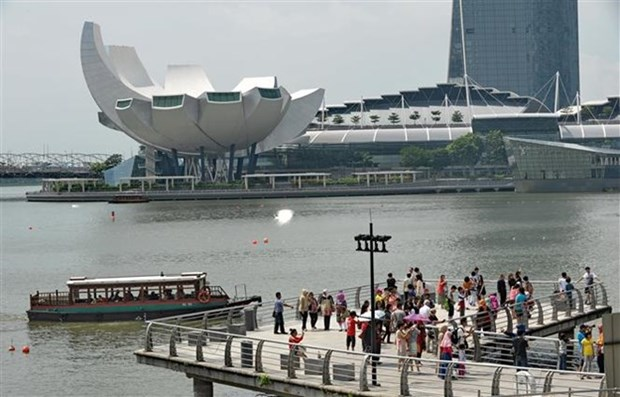 Singapur podria crecer 3,2 por ciento en 2018, segun economistas hinh anh 1