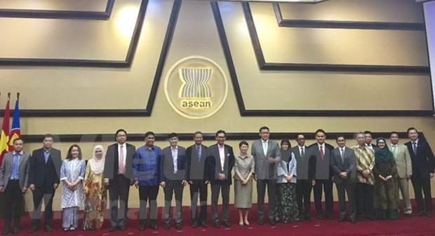 ASEAN fortalece conectividad intrabloque y desarrollo de infraestructura sostenible hinh anh 1