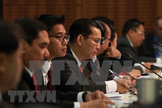 Australia y ASEAN juntan esfuerzos para combatir terrorismo y violencia radical hinh anh 1