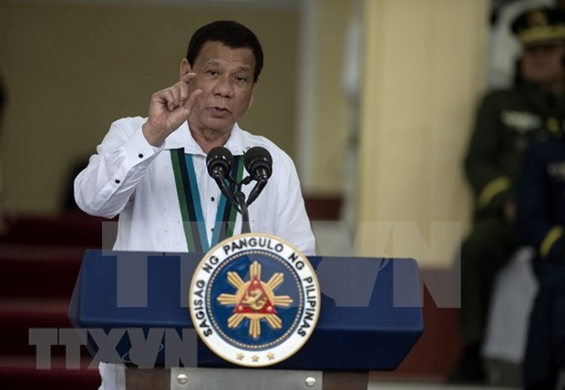 Filipinas hace oficial su retirada de Corte Penal Internacional hinh anh 1