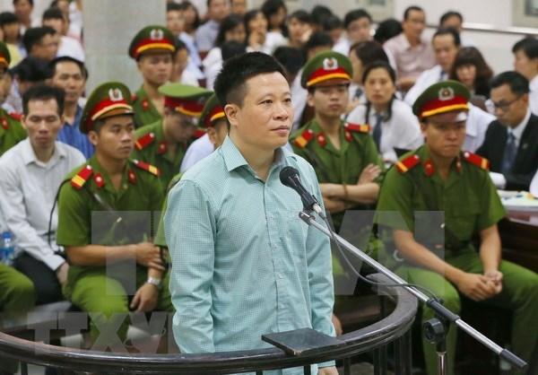 Citan a Ha Van Tham como testigo en otro juicio sobre OceanBank hinh anh 1