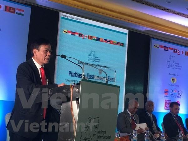 Asiste Vietnam a seminario sobre perspectivas cooperativas de la India con paises al este hinh anh 1