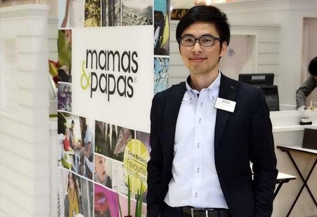 Joven vietnamita posee marca de lujo en Japon hinh anh 1