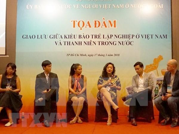 Ciudad Ho Chi Minh estimula contribucion de cientificos en ultramar a su desarrollo hinh anh 1