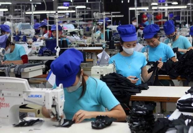 Economia de Vietnam experimentara un alza de 6,23 por ciento en primeros tres meses de 2018 hinh anh 1