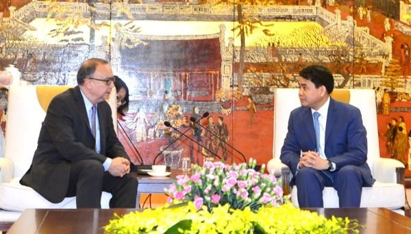 Hanoi y Lima refuerzan cooperacion hinh anh 1