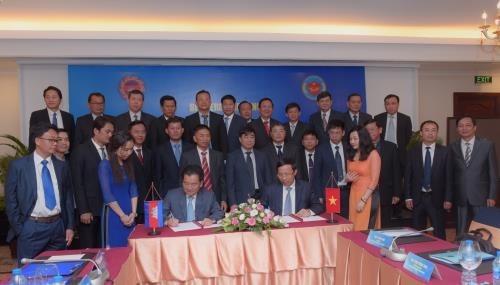 Vietnam y Camboya por fomentar cooperacion aduanera hinh anh 1