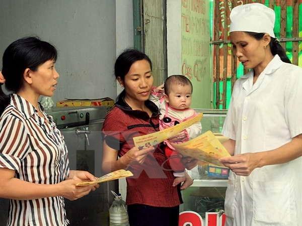 Lanzan concurso a favor de erradicacion de Tuberculosis en Vietnam hinh anh 1