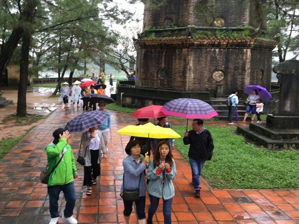 Evaluan uso sostenible del paisaje natural que rodea tumba de la dinastia Nguyen hinh anh 1