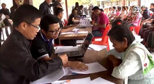 Tailandia investiga malversacion de subsidio destinado a pobres hinh anh 1