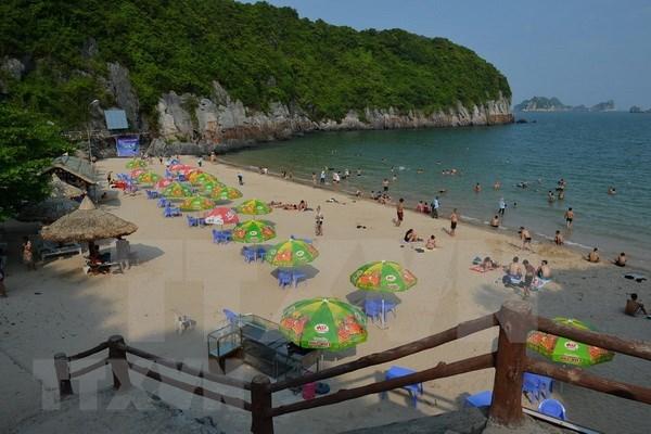 """Playa Dat Tham de Vietnam entre las mejores en el mundo, segun """"The Independent"""" hinh anh 1"""