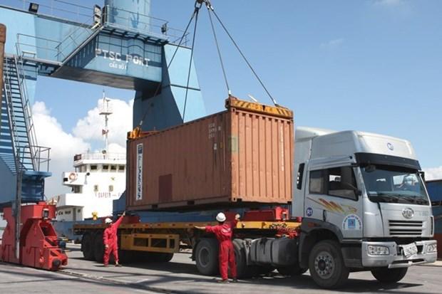 Exportaciones de Vietnam superan por primera vez 200 mil millones de dolares hinh anh 1