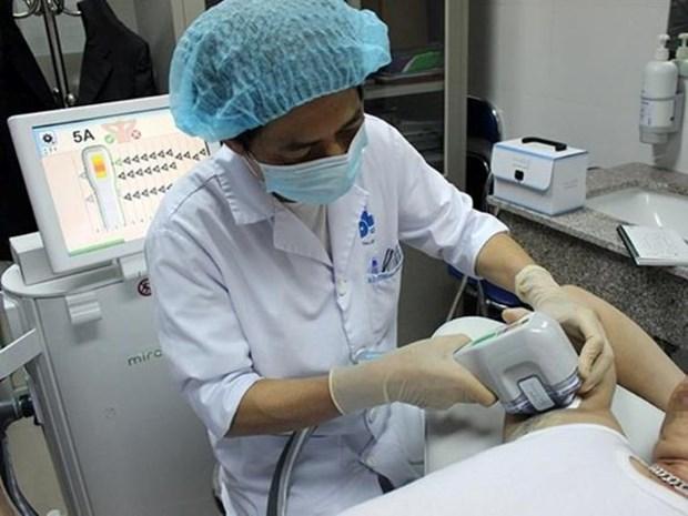 Vietnam y Japon cooperan en desarrollo de sector de la belleza hinh anh 1
