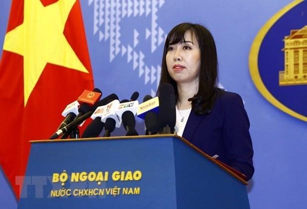 Vietnam rechaza categoricamente regulaciones de pesca de China hinh anh 1