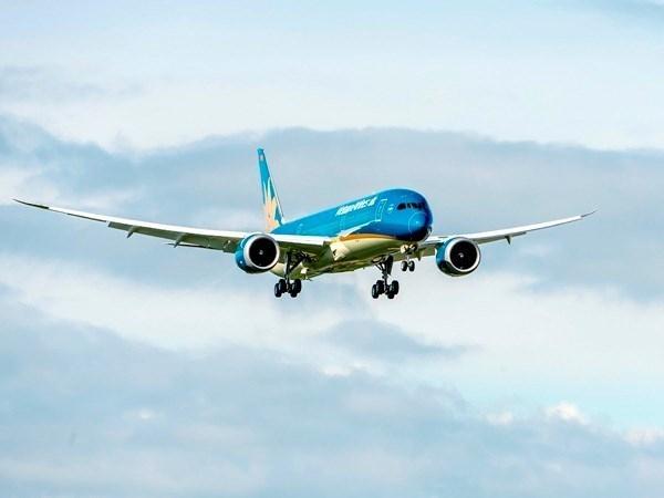 Vietnam Airlines aumentara vuelos desde Ciudad Ho Chi Minh a Singapur y Taipei hinh anh 1