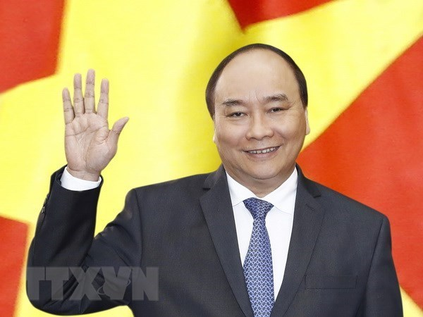 Dirigentes de Vietnam y Belgica se felicitan por aniversario 45 de lazos diplomaticos hinh anh 1