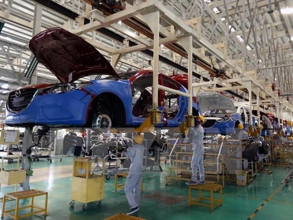 Empresa de fabricacion de automoviles Thaco impulsaran sus operaciones hinh anh 1
